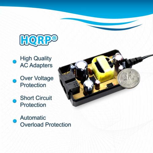HQRP fuente de alimentación adaptador cargador para Sony handycam HDR-series videocámara