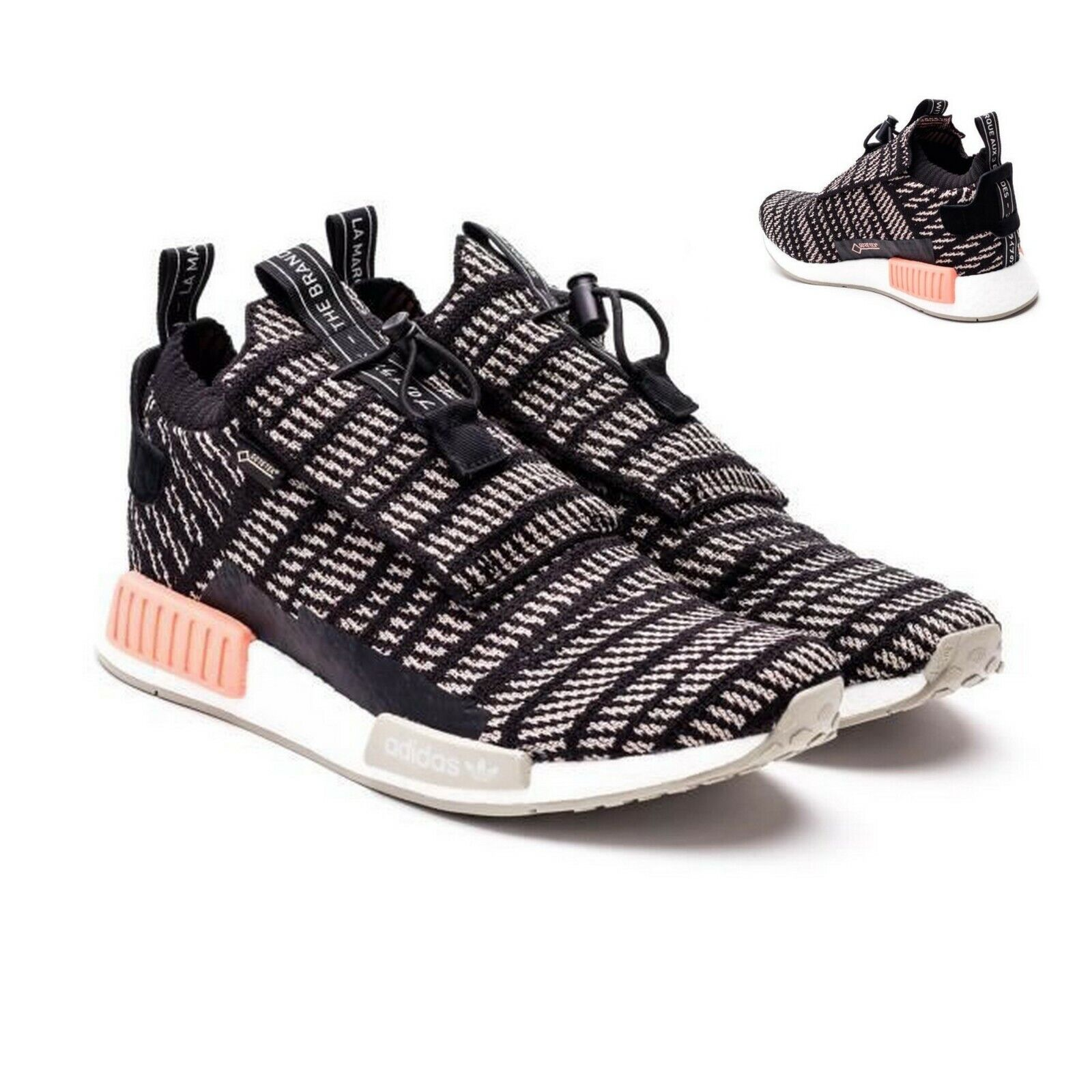 adidas NMD TS1 GTX GORE TEX® PK Primeknit Sneaker Turnschuhe Freizeit BB9176