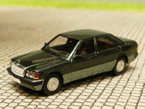 1//87 Brekina MB 190 e verde oscuro metalizado precio especial 13206 starmada