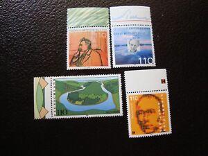 Germany-Rfa-Stamp-Yvert-Tellier-N-1963-1964-1966-1967-N-MNH-COL2