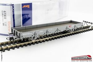 ROCO-67308-H0-1-87-Carro-merce-a-sponde-basse-SBB-CFF-FFS-modello-Ks-Ep-IV