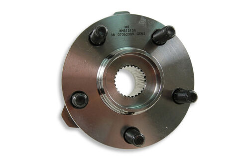 Wheel Bearing and Hub Assembly Front Mevotech H513138