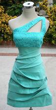 NWT HAILEY LOGAN $85 MINT Cocktail Homecoming Dress XS