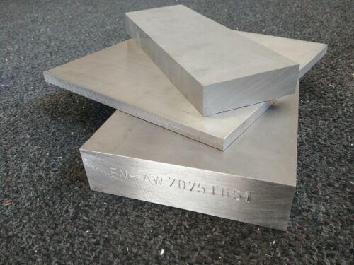 sheet EN-AW 7075 T651 10mm 12mm 15mm Aluminium plate