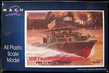 Mach 2 Models 1/72 PBR 31 Mk-II PIBBER VIETNAM RIVER BOAT