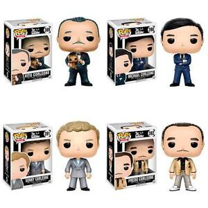 Funko Pop Movies Series: The Godfather Vinyl Pop Figures Choose Yours!