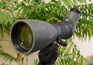 Swarovski Spotting Scope Atx Modular Eyepiece With 85mm Objective