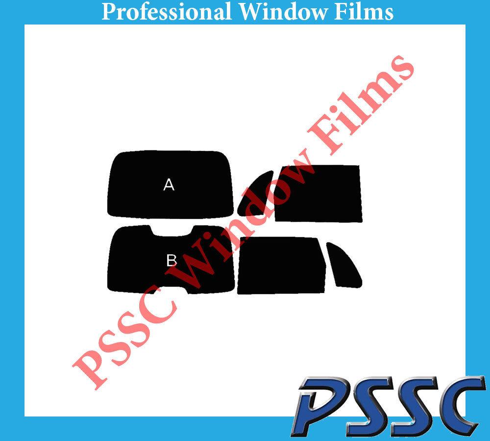 PSSC Pre Cut Rear Car Window Films - Chrysler PT Cruiser 2000 to 2010