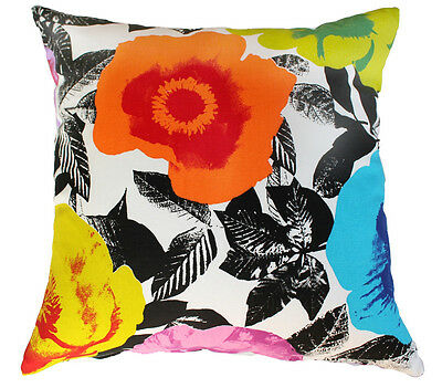 MADONE TROPICAL BRIGHT COLOUR FLOWER FABRIC CUSHION COVER THROW BED SOFA PILLOW