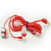 NEW 3.5mm In-Ear Earbuds Earphone Headset Headphone For iPhone Samsung MP3 4 PC