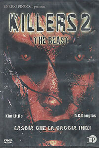 Dvd-KILLERS-2-THE-BEAST-nuovo-sigillato-2002
