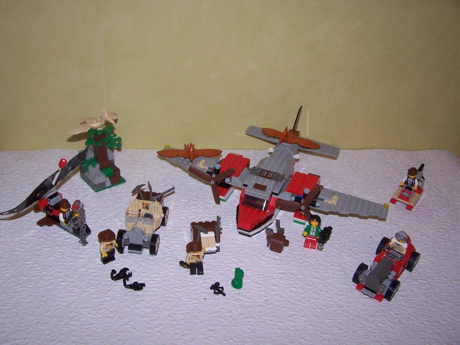 Lego 5935 5921 5918 5920 5912 5912 5912 5903 Adventurers Dino Dinos 9bf7cb