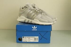 Details about Adidas Originals Eqt Support Adv Pk Primeknit Grey Running BY9392 Used US sz 10