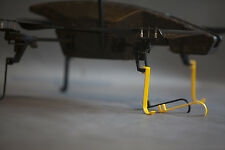 Parrot AR Drone 2.0 YELLOW & BLACK Clip-On 3d printed Landing set