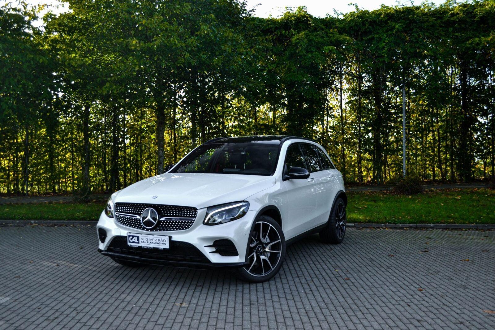 Mercedes GLC43 3,0 AMG aut. 4-M 5d - 899.900 kr.