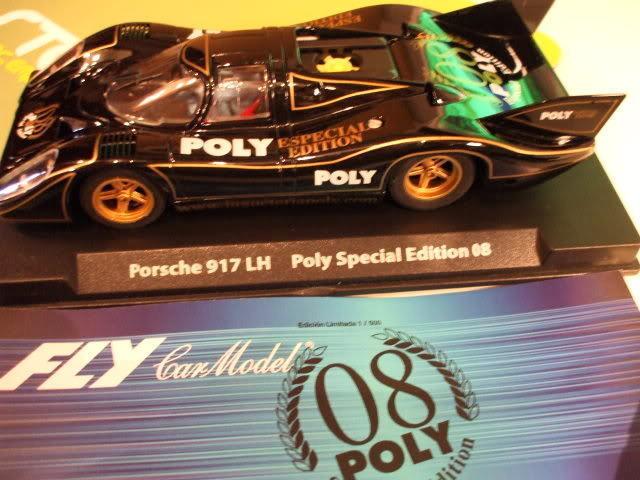 FLY PORSCHE 917LH LTD. EDITION POLY 08 NEUF DANS BOÎTE 1 32