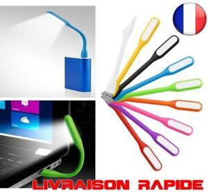 Portable Usb Sur Voiture Lumière Flexible Détails Lecture Led Lampe Ordinateur Lumineux Pc cRLj453Aq