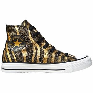 in Black Schuhe Uk Star Leopard All 7 5 Eu limitata edizione 41 Gold Chucks Converse p7axwqv