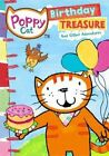 Poppy Cat Birthday Treasure 0741952717997 DVD Region 1