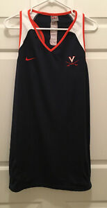 Virginia UVA Cavaliers Men's Track Team Issued Nike Running Workout Top 2XL