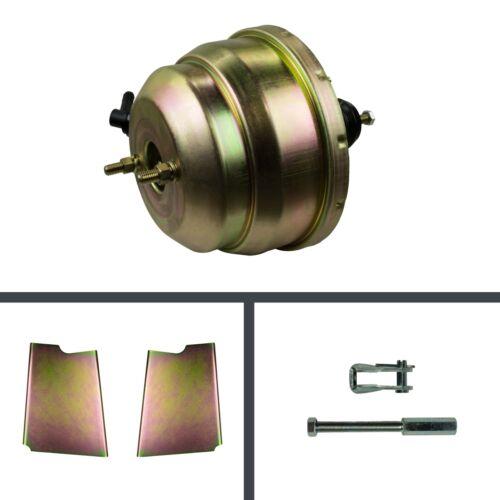 """8/"""" Dual Diaphgram Power Brake Booster for GM 1959-70 Fullsize Chevy/'s"""