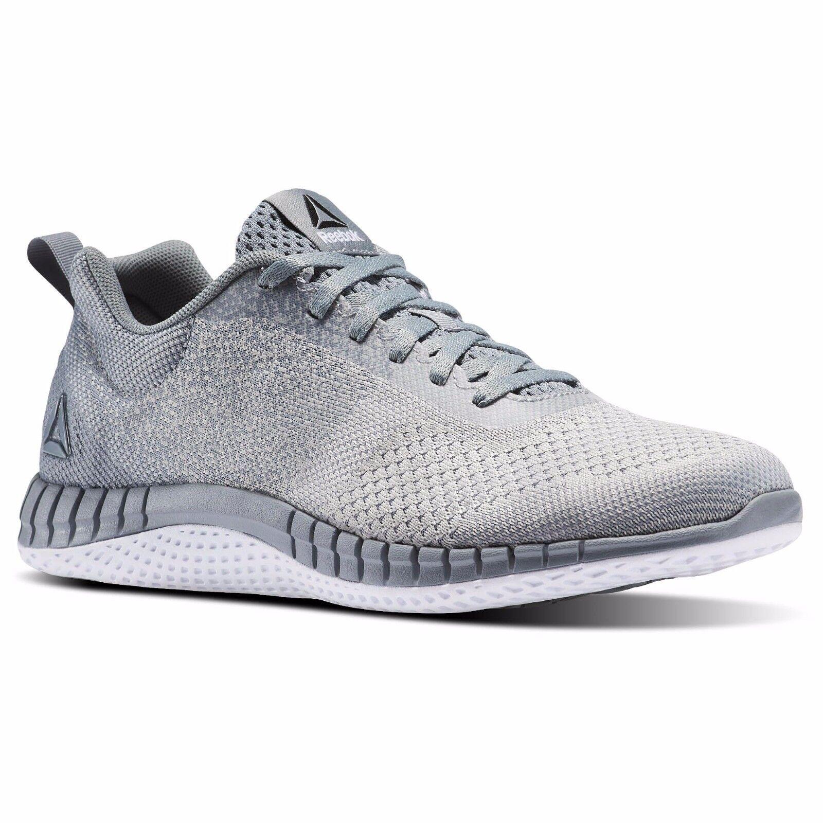 Reebok Print Run Prime BS6975 gris original Chaussures hommes