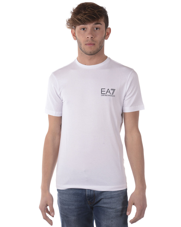 T shirt emporio armani ea7 Weiß male 3zpt37pjm5z 1100 make offer tl l