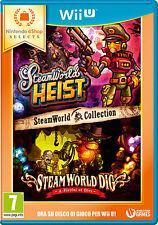 SteamWorld Collection EShop Select Nintendo Wii U IT IMPORT NINTENDO