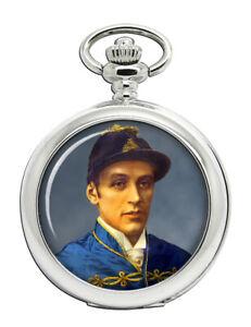 Fred-Bogenschuetze-Jockey-Taschenuhr