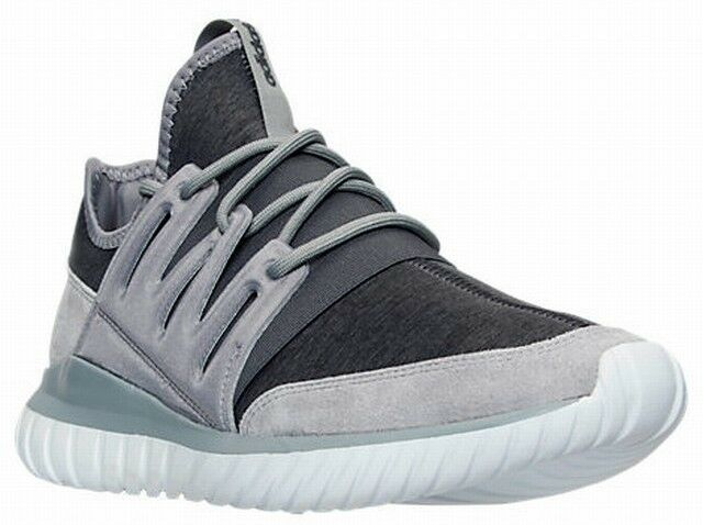 ADIDAS TUBULAR RADIAL CASUAL MEN's MARLE PACK SOLID grau - - - Weiß - GRAPHITE NEW 0aa287