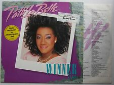 Patti LaBelle Winner In You Ger 1986 LP + Inner Stickered PS