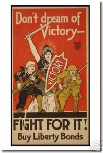 Don-039-t-Dream-of-Victory-Fight-For-It-War-Posters