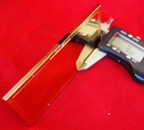4 Pcs GOLD Welding Lens 51mm x 108mm Shade 12 Bobthewelder Deals OZZY SELLER