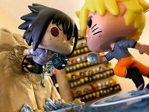Funko Pop Animation Sasuke Vs Naruto #732 Anime Moments EXCLUSIVE SHIP TODAY!!!