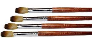 777-Kolinsky-Manicure-Pedicure-Acrylic-Nail-Brush-CRIMPED-Choose-your-size