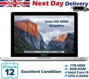 Apple-MacBook-Pro-13-3-034-Intel-Core-i5-2-50GHz-8GB-Ram-1TB-HDD-a-mediados-de-2012-Grado-A