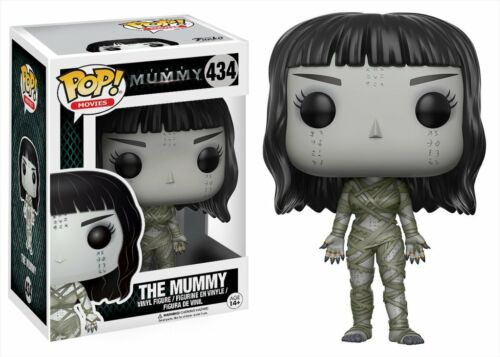 Funko POP The Mummy Collectable Figurine Model Statue No 434 Vinyl The Mummy