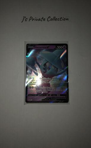 Champion/'s Path Hatterene V PROMO SWSH055 NM//M Pokemon TCG