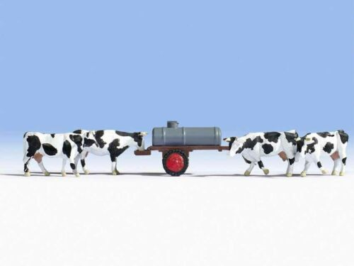 NEU in OVP Zubehör 4 Kühe NOCH 16658 Kuhtränke