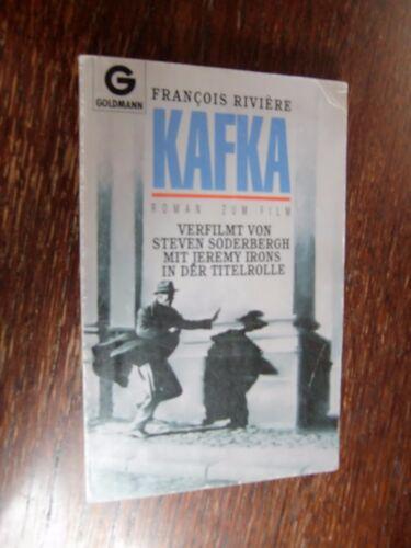 1 von 1 - Francois Riviere  Kafka Roman zum Film