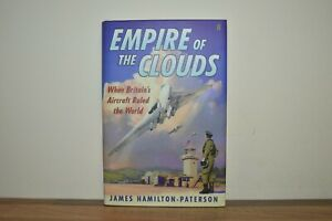 Empire-of-the-Clouds-James-Hamilton-Paterson-Hardback-First-Edn-2010-EM2