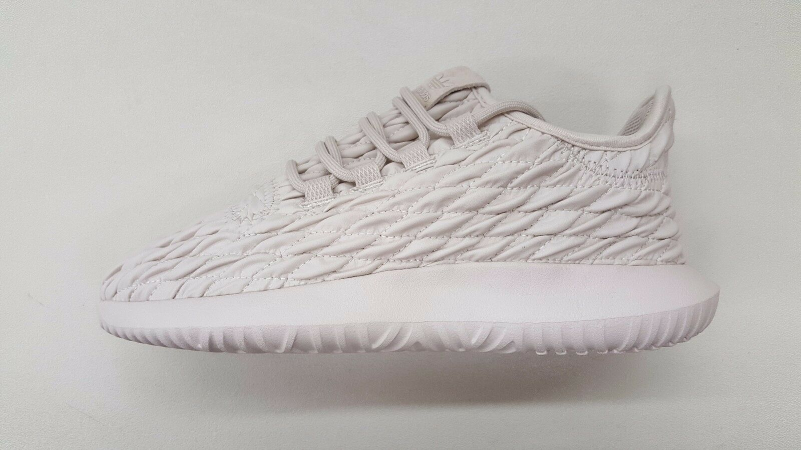 ADIDAS ORIGINALS TUBULAR SHADOW LEATHER LIGHT SAND MENS SIZE SNEAKERS BB8820