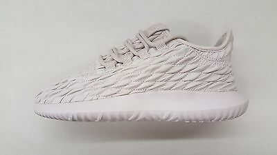 official photos 69beb 3dfd1 ADIDAS ORIGINALS TUBULAR SHADOW LEATHER LIGHT SAND MENS SIZE SNEAKERS BB8820