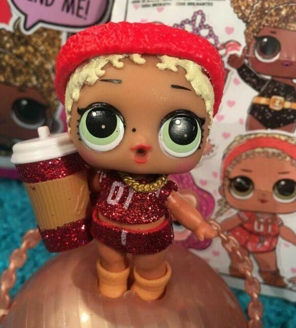 LOL Surprise MC M.C. SWAG Glitter Series NEW Sealed w Ball~Authentic L.O.L. Doll
