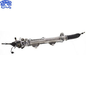 76K-POWER-STEERING-RACK-PINION-RWD-BMW-F01-750i-760i-09-12-535i-550i-GT-10-12