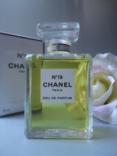 CHANEL No19 EDP da 50 ml RARE VINTAGE Splash ANNI 80 SCATOLA SIGILLATA TESTATI & IT'S FAVOLOSO