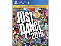 Just Dance 2015 Playstation 4 on sale