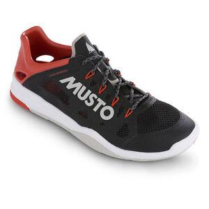 Musto Dynamique Pro Ii Men's Voile Chaussure Baskets (uk 5/6.5/7.5/10.5/11/13)-/11/13) Fr-fr Afficher Le Titre D'origine La Qualité D'Abord