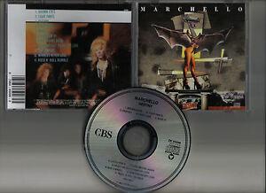 MARCHELLO - Destiny CD HYPER RARE AOR CBS 1990 BB STEAL CHINA RAIN OUTSIDE EDGE - Italia - MARCHELLO - Destiny CD HYPER RARE AOR CBS 1990 BB STEAL CHINA RAIN OUTSIDE EDGE - Italia