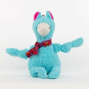 Hugglehounds-WILD-THINGS-Knottie-LLAMA-Squeaker-Dog-Toy-LARGE